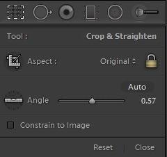 Editing landscape photos - lcrop