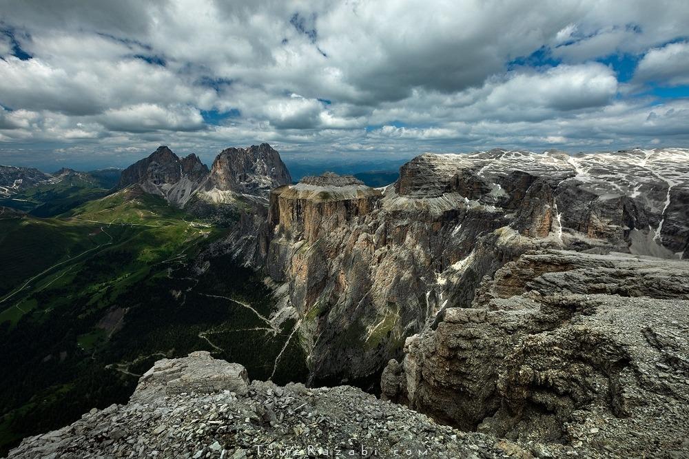 Dolomites landscapes - Tomer Razabi