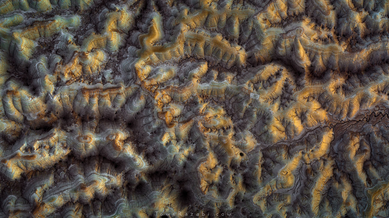 Drone landscape Aerial photography - Tomer Razabi