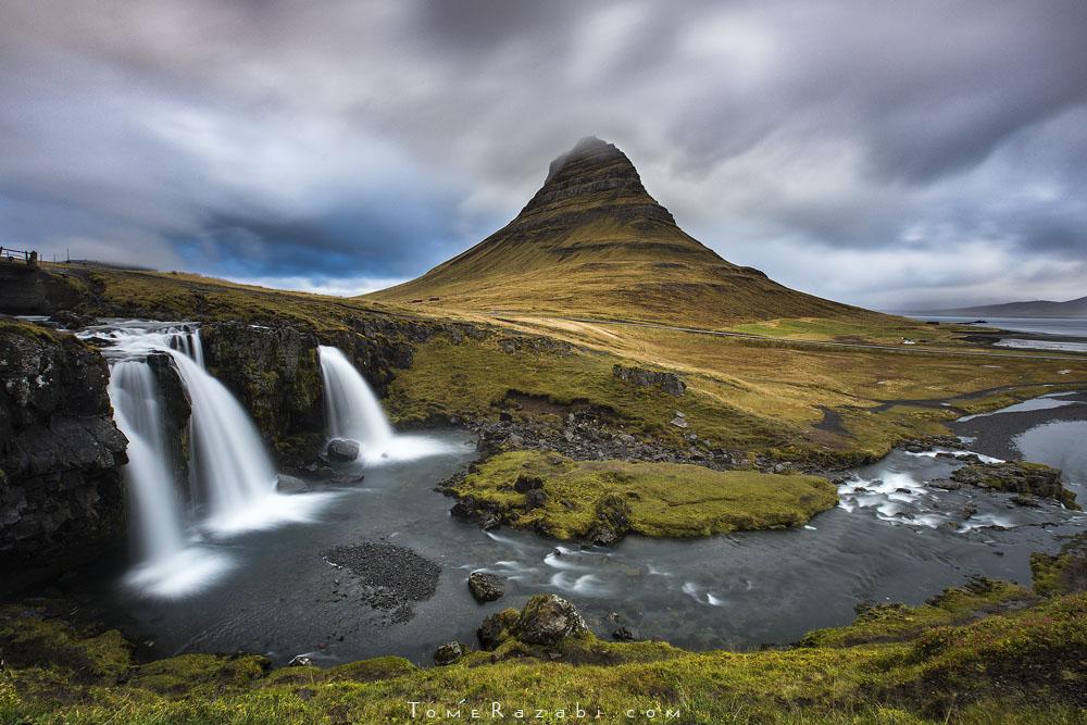 צילום נוף איסלנד - תומר רצאבי