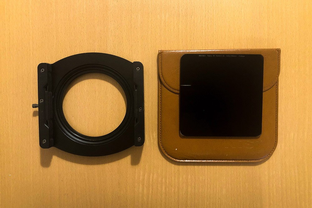 NISI ND filters review & comparison to HAIDA - Tomer Razabi Photography
