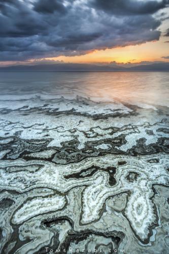 Dead Sea landscape photography - Tomer Razabi