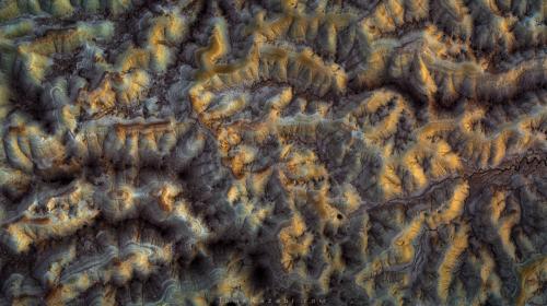 Drone landscape Aerial photography - Tomer Razabi