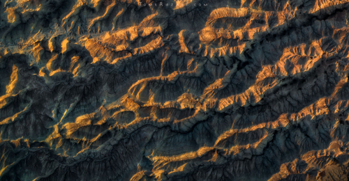 Aerial drone landscape photography - Tomer Razabi