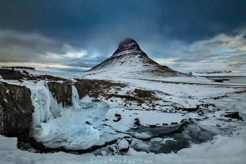 צילום נוף - הר קירקיופל באיסלנד | תומר רצאבי