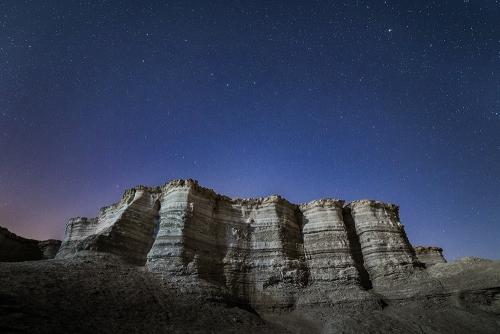 צילום נוף חווארי מצדה - תומר רצאבי