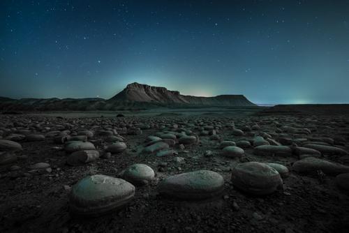 צילום לילה וכוכבים בהר צין ושדה הבולבוסים קורס צילום נוף - תומר רצאבי